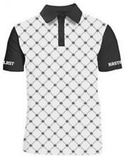 "Kastaplast ""Squares"" Collared Shirt (Polo) Large"