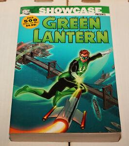 GREEN LANTERN SHOWCASE PRESENTS VOL 1 TP TPB GRAPHIC NOVEL 500+ PAGES