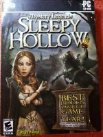 Video Game PC Mystery Legends Sleepy Hollow