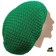 Oversize Rasta Dread Dreadlocks Tam Hat Hippie Cap Reggae Marley Jamaica XL/XXL