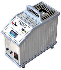Portable Dry Block Low Temperature Calibrator up to 350 Deg C