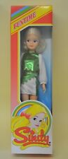 Pedigree Sindy 1986 Boxed Funtime - Green & White Outfit