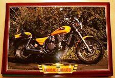 KAWASAKI ZL600 ELIMINATOR ZL 600 CLASSIC MOTORCYCLE BIKE 1990'S PICTURE 1995