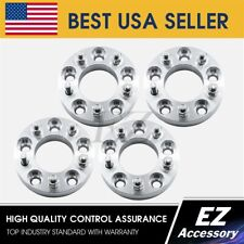 """4 Wheel Billet Adapters 6x132 to 6x5.5"""" Thickness 1.25"""""""