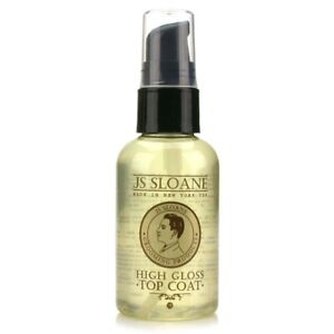JS Sloane High Gloss Top Coat Hair Sheen Spray
