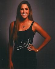 JAYE MARIE GREEN signed LPGA 8x10 photo with COA
