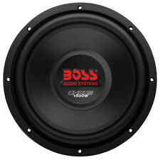 "Boss Ch10dvc Woofer - 1500 W Pmpo - 4 Ohm - 84 Db Sensitivity - 10"" Woofer -"