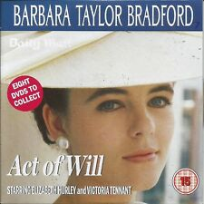 BRADFORD COLLECTION - ACT OF WILL - DAILY MAIL PROMO DVD