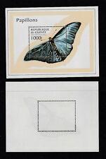 1998 Guinee 1000f Butterfly - Papillion m/s MNH
