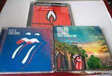 lot de 3 Album CD ROLLING STONES - 5 disc CD