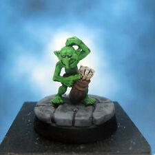 Painted Citadel/Games Workshop Miniature Snotling IX