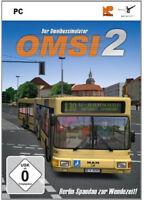 OMSI 2 / Der Omnibussimulator STEAM [DE/EU] Omnibus PC CD KEY Download Code NEU
