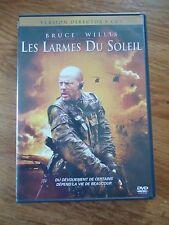 DVD * LES LARMES DU SOLEIL * Bruce WILLIS Monica BELLUCCI GUERRE