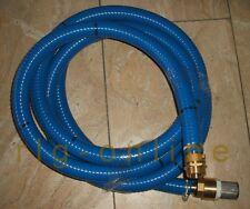 """Pumpen-Dieselschlauch Oel-Saugschlauch-GRT 1""""  blau, L: 4m für Öltank/Ölfass usw"""