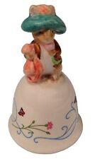 Schmid Beatrix Potter Benjamin Bunny from Peter Rabbit Collectible Mini Bell