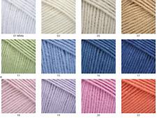 Yarn Art Jeans Cotton/Acrylic 50g Knitting Wool Yarn crochet (Max Postage £2.95)