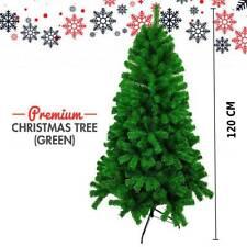 Christmas Tree 4FT Artificial Pine Decorated Xmas Home Decor Decorations 120CM