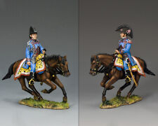 KING & COUNTRY THE AGE OF NAPOLEON NA444 FRENCH GENERAL GOURGAUD MIB