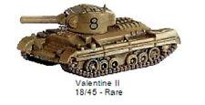 Axis & Allies conjunto Ii Miniatura 18 Valentine Ii Raro