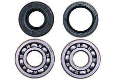 Yamaha RXS100 crank main bearings & oil seals (83-96)  good quality O.E. grade