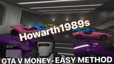 GTA 5 V money Cash 5 FIVE Million PlayStation Ps4 Only HONEST TRUSTED