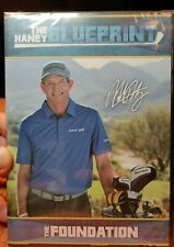 The Haney Blueprint: The Foundation (Dvd) Brand New Sealed / Golf Swing