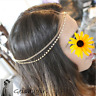 Stylist Popular Rhinestone Head  Headpiece Hair Band Seller Chain Headband