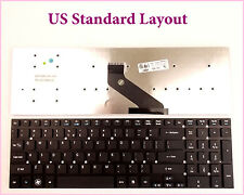 New Laptop US Keyboard for Packard Bell Easynote P5WS0 TS13SB Black