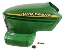 John Deere 345 Restoration Kit Including Hood, Grille, Bumper and Decals