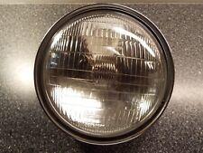 Yamaha 1976 77 78 79 XS 360 400 headlight head lamp light trim ring hardware vtg