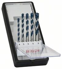 Bosch SET 5 ROBUST LINE CYL-5, 4,5,6,6,8 2608588165 FREE 1stCLASS DELIVERY