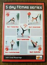 5 Day Fitmas Series Dvd - Linda Wooldridge - Barlates Body Blitz