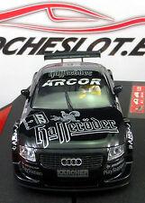 Audi TT-R ABT Nr. 9 NEGRO 2001 REF.50251 NINCO
