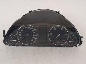 Mercedes Benz W203 2.2 Diesel 90KW 2006 LHD Velocímetro Km/H Tablero
