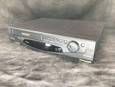 Magnétoscope PANASONIC NV-SD450 4 tètes ,vendu en l'état pour pièces