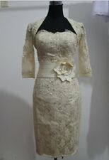 Ivory Colour Mother of the Bride Matching Outfit Clothing