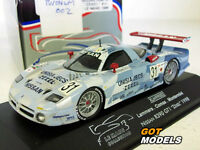 NISSAN R390 GT1 - 1/43 SCALE MODEL BY ONYX LE MANS 1998 #31 XLM99002