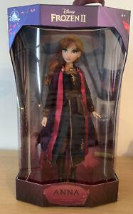 Disney Anna Frozen 2 Limited Edition Doll 1/6300