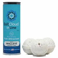 NEW Bait Cloud Fish Attractant 3 Per Tube WALLEYE Formula BC3P-WAL
