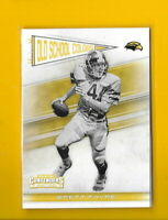 32684 BRETT FAVRE 2018 CONTENDERS OLD SCHOOL COLORS SOUTHERN MISS CARD #5 🏈