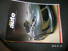 Sport Auto version collector n°541 Ferrari F2007 Renault R27 C.Regazzoni Bourdai