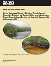 Fluvial Transport of Mercury, Dissolved Organic Carbon, Suspended Sediment,...