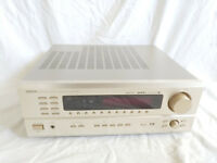 DENON AVR-1801 5.1 Cinema Heimkino Receiver RDS 5x105W champagner,optical digita