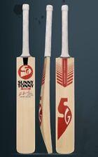 SG Cricket Bat Sunny Tonny Icon English Willow Thick Blade Well Balanced