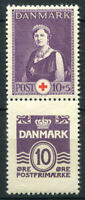 Denmark 1939 Mi. 251 MNH 100% 10, Red Cross