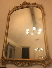 Large Scale Gold Mirror