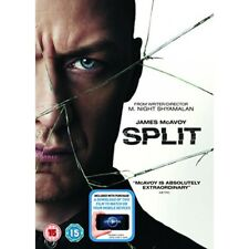 Split James McAvoy 2016 UK R2 4 & 5 DVD UV