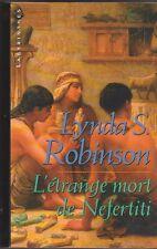 Lynda S.Robinson - L'étrange mort de Nefertiti - Labyrinthes - Tb état