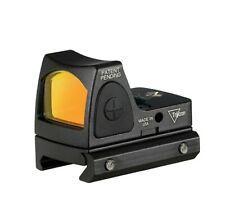 TRIJICONType2 LED Adjustable Illuminated Red Dot Sight + Rail Mounts