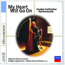 My Heart Will Go On-Zauber Keltischer Harfenmusik von Henson-Conant,Belfast Harp Orchestra (2006)